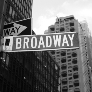 Broadway baby.