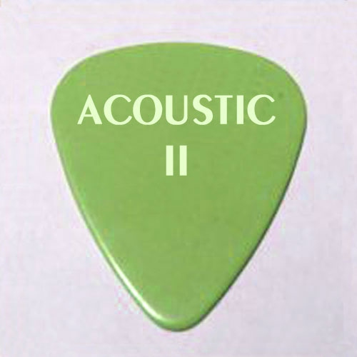 Acoustically Yours Again