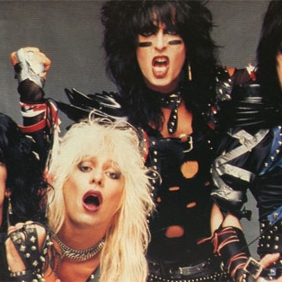 Sponsored by Aqua Net:  Best of 80s Hair Metal