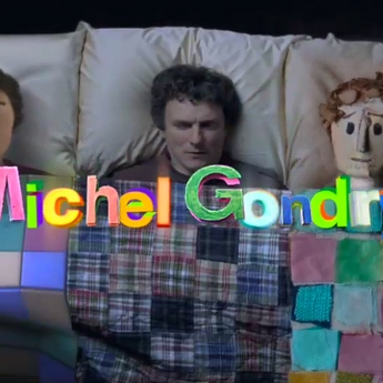 When I grow up, I want to be like Michel Gondry