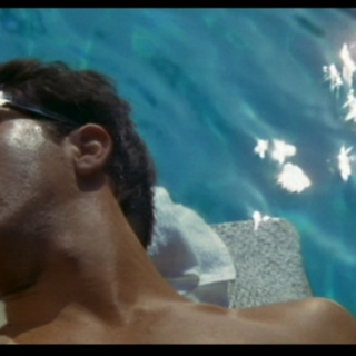 Well, I would say that I'm just drifting. Here in the pool