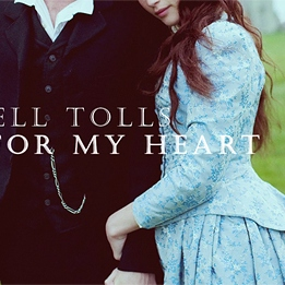 a bell tolls for my heart.
