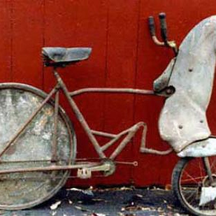 Songs I would listen to on my awesome horse bike.
