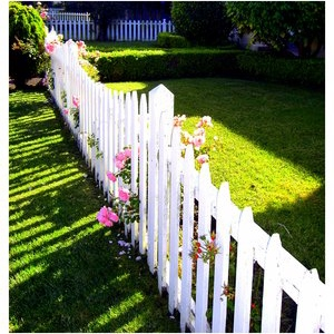 How to Fix a Picket Fence