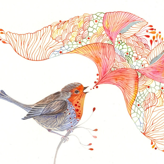 songs with feathers