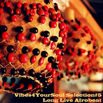 Vibes4YourSoul Selection#5 - Long Live Afrobeat