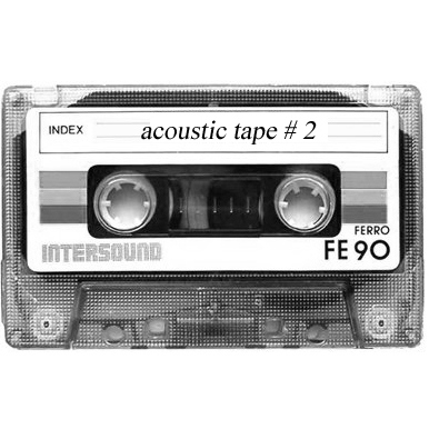acoustic tape #2
