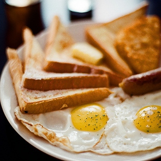 A Sunny Side Up Breakup
