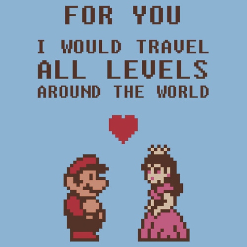 Valentine's Mixtape for Geeks & Nerds