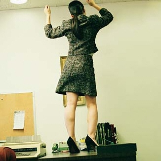 Dance on your desk!