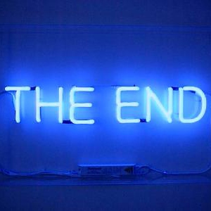 The end is here.