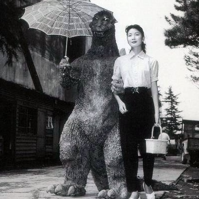 A Date With Gojira