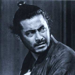 The Toshiro Mifune mix