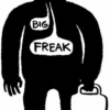 He was a big freak: Threadless May mix