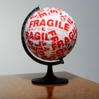 This Tape Says Fragile On It So Don't Drop It.