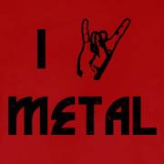 i love to rock