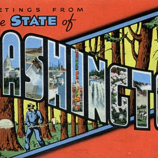 Greetings from the Evergreen State (Part 1)