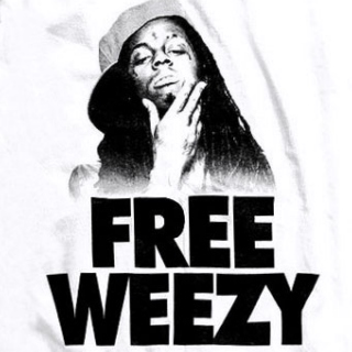 weezy's free.