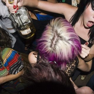 Dance, Dance, Dance...in a hipster's paradise