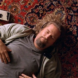 That rug really tied the room together.