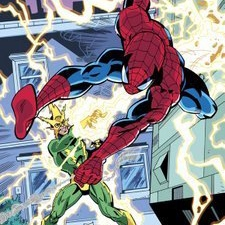 Electro vs. Spider-Man