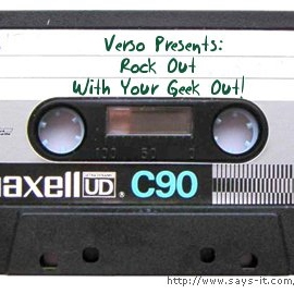 Rock Out With Your Geek Out!