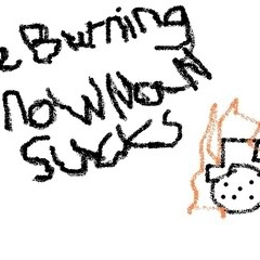 The Burning Snowman Sux