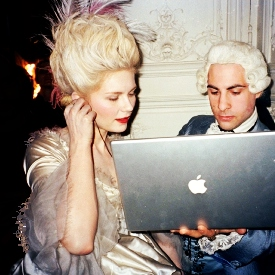 This, Madame, is Versailles