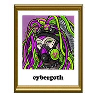 Your Scene Sucks: Cybergoth