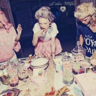 Afternoon Tea with Marie Antoinette