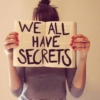 These are my secrets.
