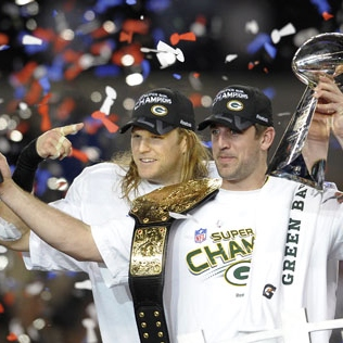 Packers Super Bowl Champs