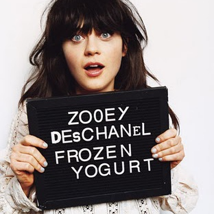 Zooey Deschanel's Bangs