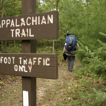 Running the Appalachian Trail
