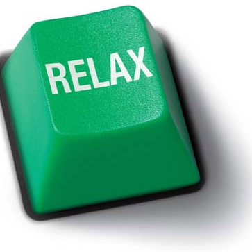 Bust that Stress...Just relax