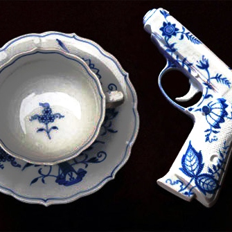 A Tea and a Gun