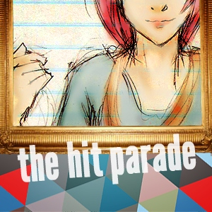 the hit parade: louder side