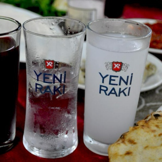 Rakı: Lion's Milk