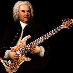Rock Out with your Bach Out! J.S. Bach, that is (its his bday!).