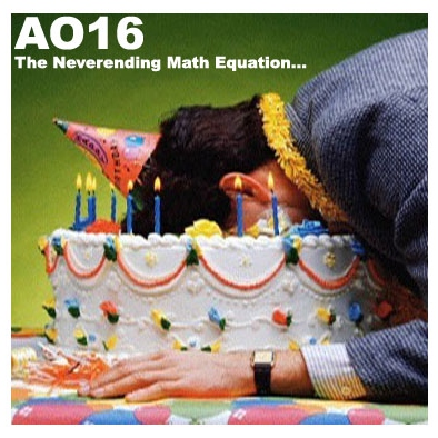 AO16: The Neverending Math Equation