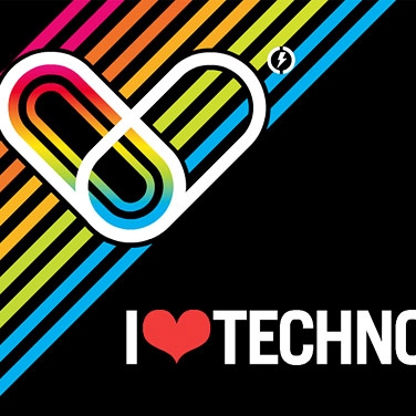 Electronic Dance in my Techno House