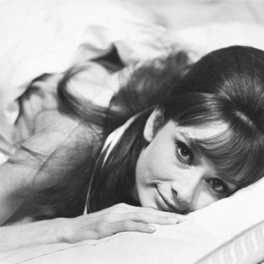 Audrey stays in bed