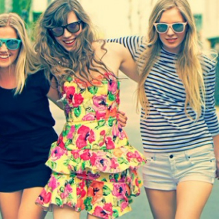 songs to play hooky in the city with your best friends and your favorite sunglasses on to