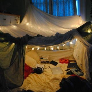 for making a fort in your bedroom