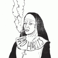 Nuns with Cigarettes