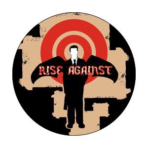 I'm going to see Rise Against tomorrow!