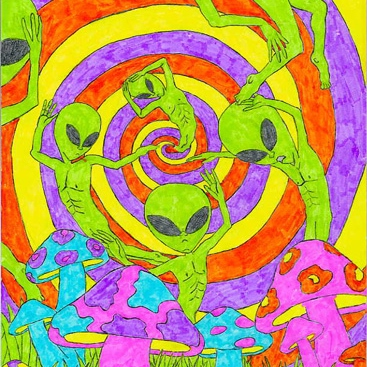 Let's Take Some More Psychedelics!