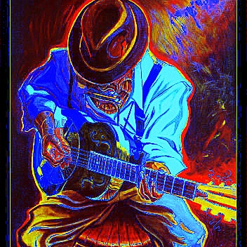 Lady Loves the Blues