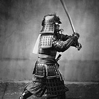 i am samurai. fear my slang