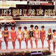 Let's hear it for the girls!